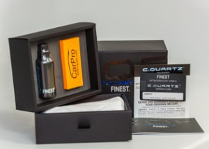 Обработка кузова CQuartz Finest