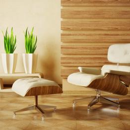 деревянные поверхности