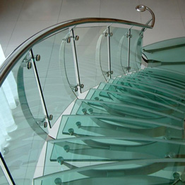 стеклянные поверхности