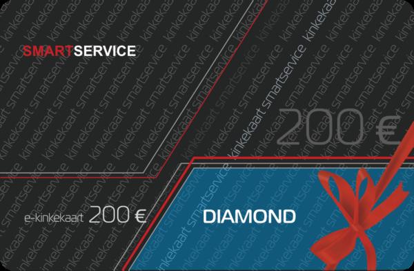 Kinkekaart DIAMOND
